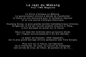 LE RAPT DU MEKONG