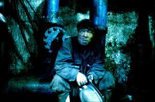 """« Ils disent que nous sommes les """"héros de l'industrie chinoise"""", mais tout ce qu'ils veulent, c'est notre sang et notre sueur. » Hao Laowu, mineur depuis vingt ans."""