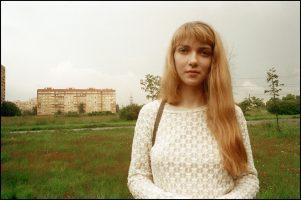 Rina, 17 ans.  Elle se shoote à l'héroïne depuis deux mois : « Tout le monde essaye » .