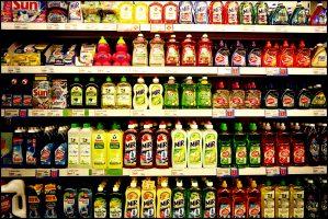 Une semaine au supermarché